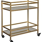 Signature Design by Ashley Furniture Kailman Bar Cart