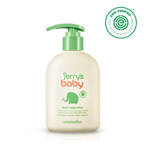 Jerry's Baby Hyalu Daily Lotion ($31)