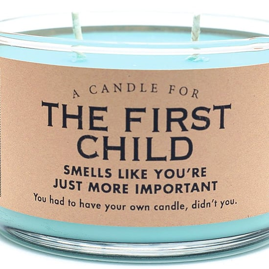 "This ""First Child"" Candle Will Speak to Every Oldest Sibling"
