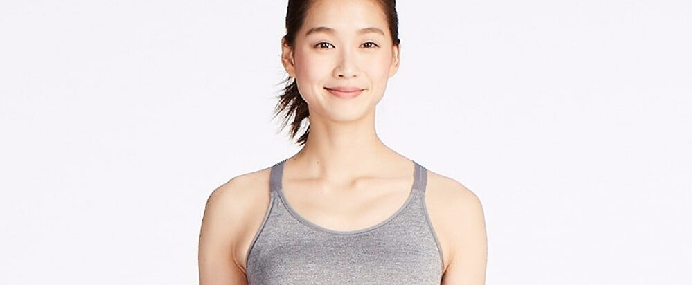 Heads-Up: Uniqlo Is a Surprising Source of Affordable Fitness Wear