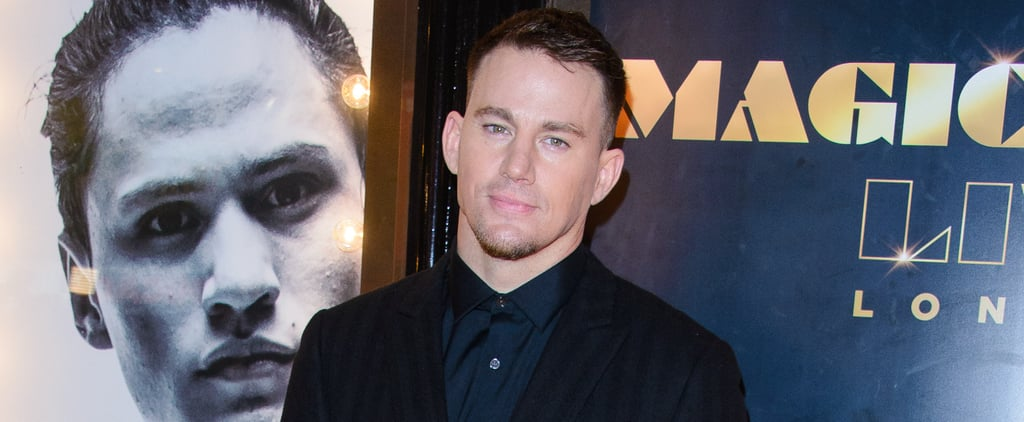 Channing Tatum Pattern Astrology App Instagram Video