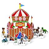 Toy Story 4 Carnival Gingerbread House Kit