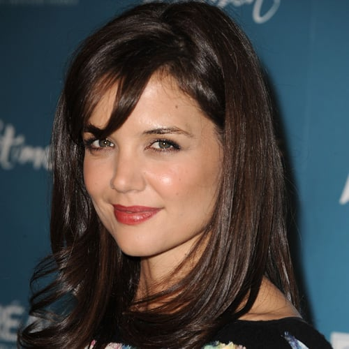 Katie Holmes Wants to Make Mood Lipstick and Heat-Activated Perfume For Holmes & Yang