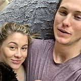 Pictures of Shawn Johnson and Andrew East's Baby Daughter