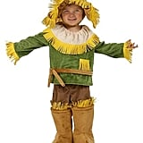 The Wizard of Oz Scarecrow Costume
