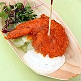 Buffalo-Sauced Shrimp