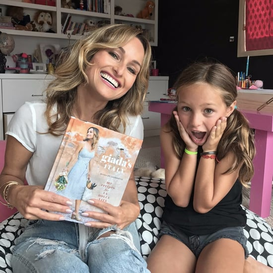 Giada's Italy Cookbook Cover Reveal