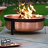Copper Firepit