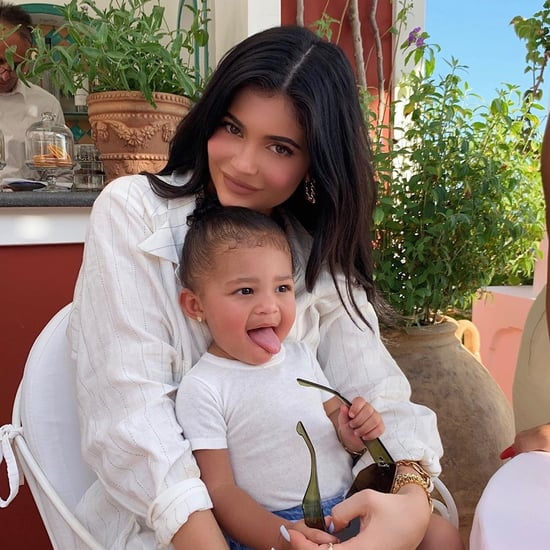 Cute Pictures of Kylie Jenner and Her Daughter, Stormi