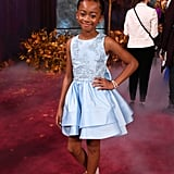Faithe Herman at Frozen 2 Premiere
