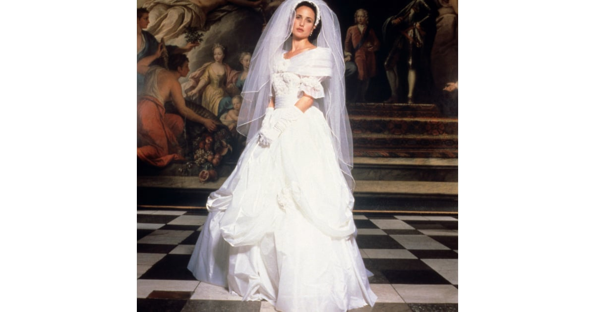 Four Weddings And A Funeral Best Movie Wedding Dresses