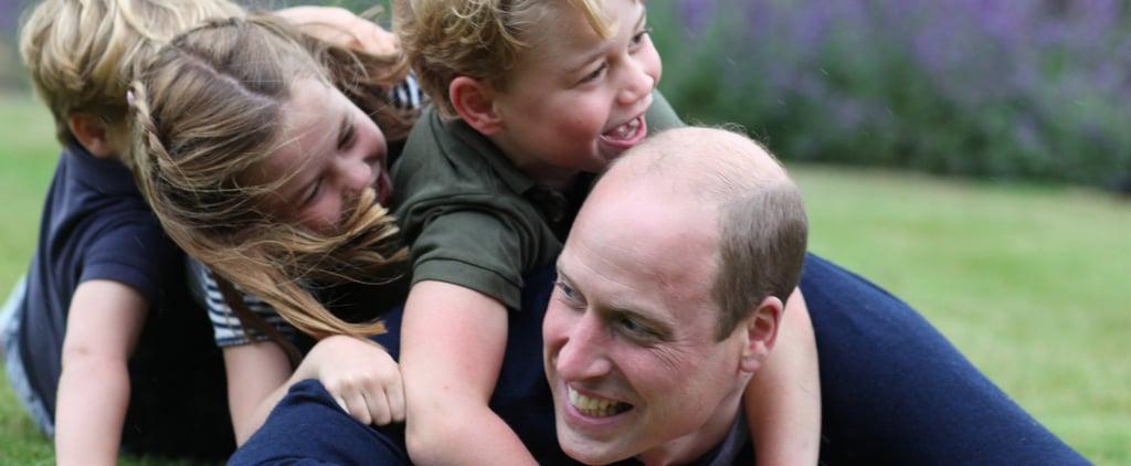 صور لأمراء العائلة الملكية البريطانية بعدسة كيت ميدلتون