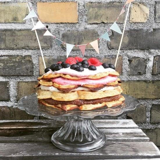 Waffle Cakes
