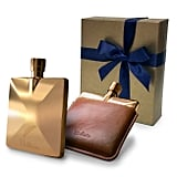 Bottisia Rose Gold Flask