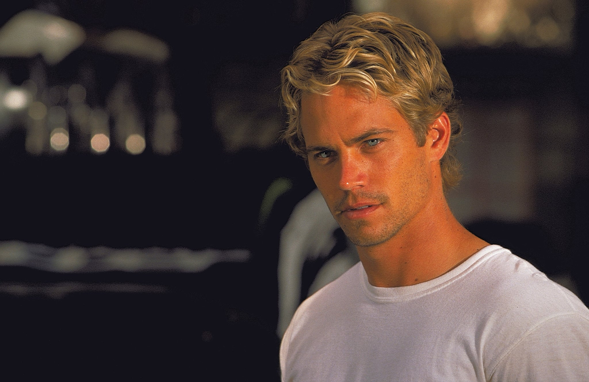 THE FAST AND THE FURIOUS, Paul Walker, 2001.  Universal / courtesy Everett Collection