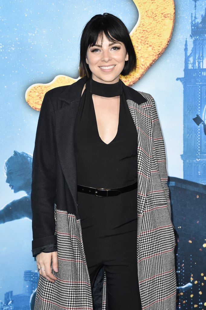 Krysta Rodriguez at the Cats World Premiere in NYC