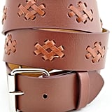 17 Street Vegan Leather Belt