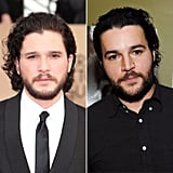 Kit Harington and Christopher Abbott