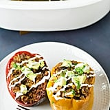 Crock-Pot Stuffed Peppers