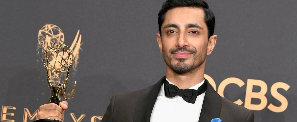 Riz Ahmed Acceptance Speech Emmy Awards 2017