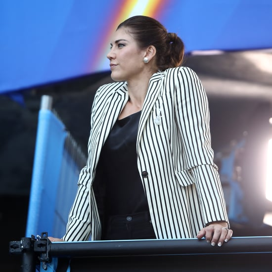 Hope Solo Interview on USWNT Class-Action Lawsuit, Nov. 2019