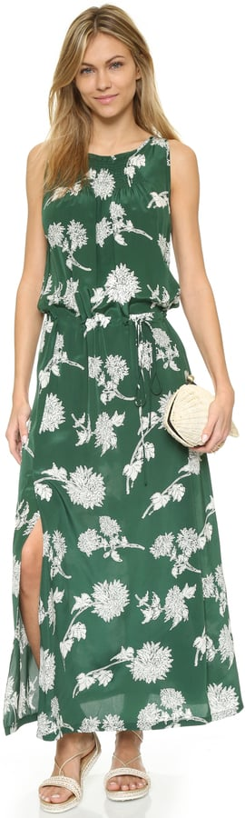 Burning Torch Floral Dress ($370)