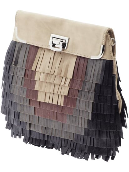 Women's shoes and accessories: Multi Color Fringe: Clutches and wristlets   Piperlime