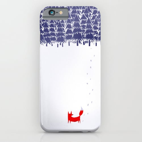 Winter iPhone Cases