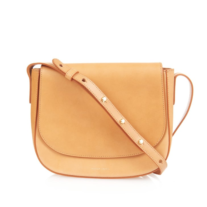 Mansur Gavriel Leather Crossbody bag ($495)