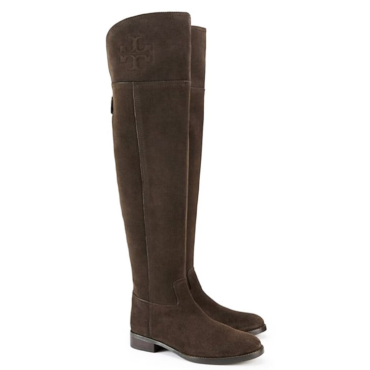 Tory Burch Over-the-Knee Suede Boots ($575)