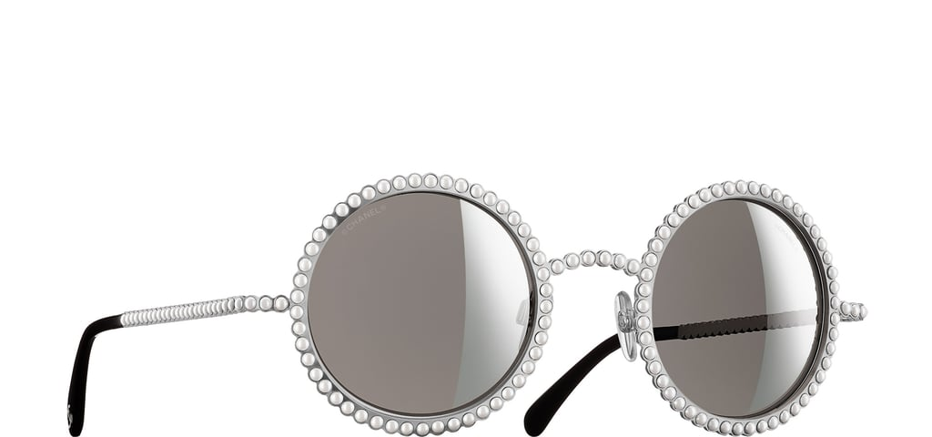 Shop For Pearl Sunglasses Like Blake\'s | Blake Lively\'s Chanel ...