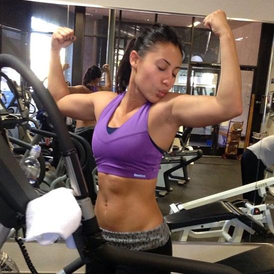 Francia Raisa Fitness Inspiration