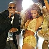 MTV VMAs, August 2003