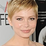 Michelle Williams at Grauman's Chinese Theater.