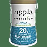 Ripple Vanilla Protein Powder