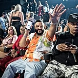 DJ Khaled at the 2019 MTV VMAs