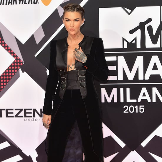 MTV EMA's Red Carpet Dresses 2015