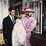 Prince William, 1982