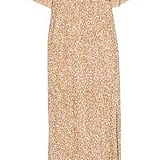 Alice + Olivia Krystina Sequined Tulle Gown