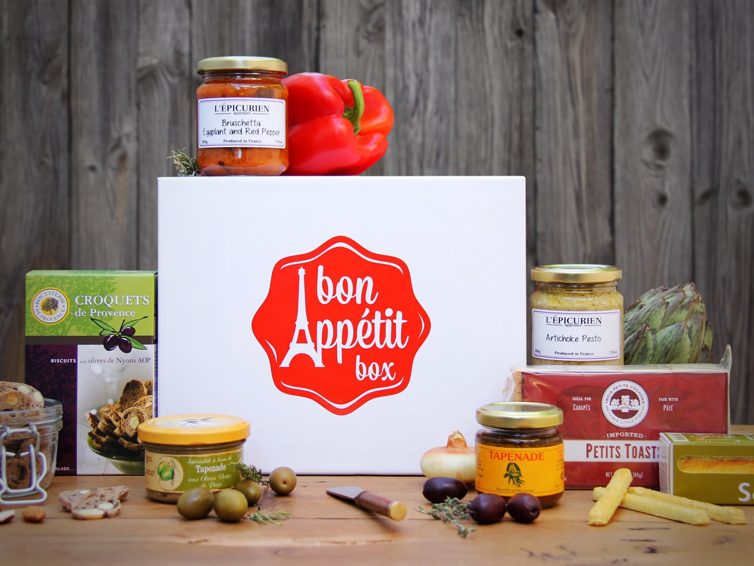 French Delicacies of the Month