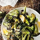 Lemon-Garlic Roasted Broccoli