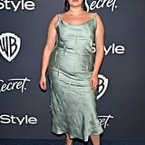Barbie Ferreira at the 2020 Golden Globes Afterparty