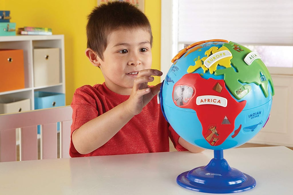 Learning Resources Puzzle Globe Toy | Best Toys For 4-Year ...