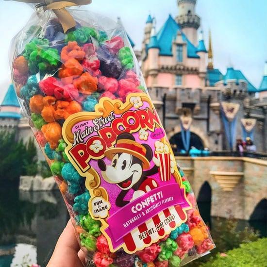 Disney Main Street Confetti Popcorn