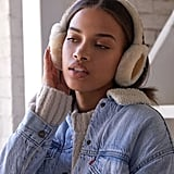 Urban Outfitters UGG Bluetooth Ear Muff Headphones