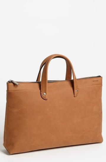 Jack Spade Leather Portfolio