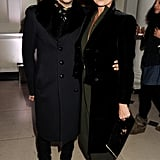 """Kate Moss and Jamie Hince attended a private viewing of photographer Tim Walker's """"Story Teller"""" exhibit at Somerset House."""