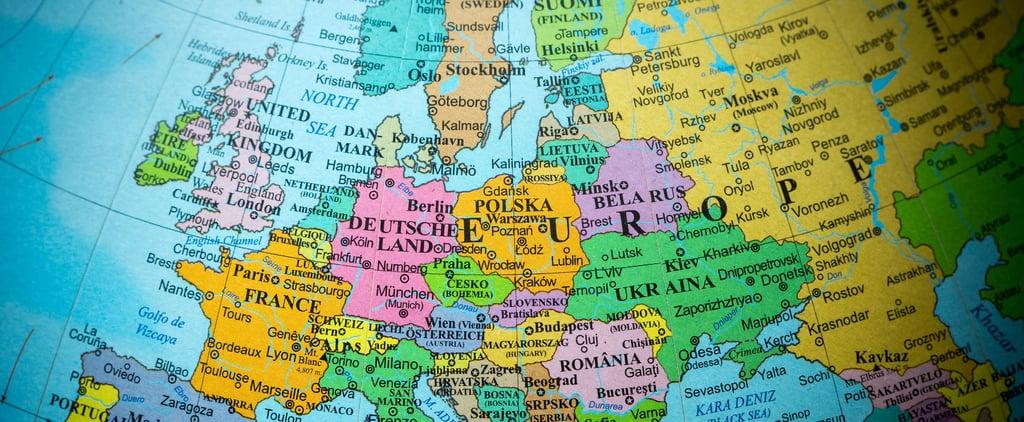 نصائح السفر إلى أوروبا