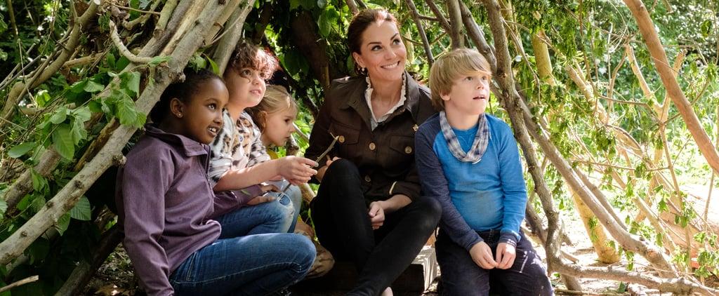 Kate Middleton Appears on Blue Peter June 2019