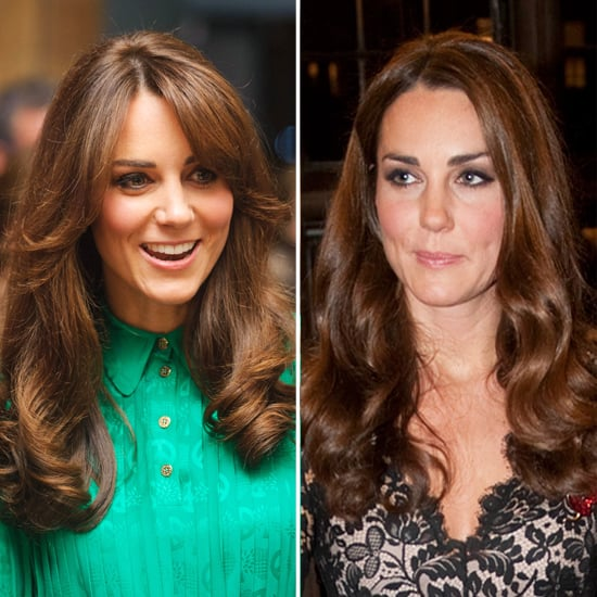 Do You Prefer Kate's Hair With or Without Layers?